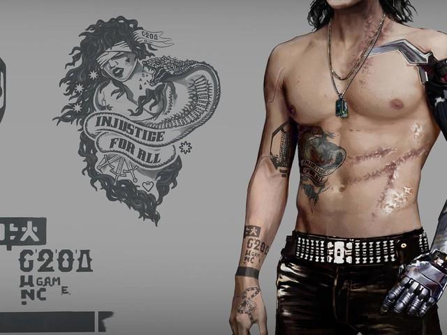 Cyberpunk 2077 : à quoi ressemblait Johnny Silverhand avant Keanu Reeves ?