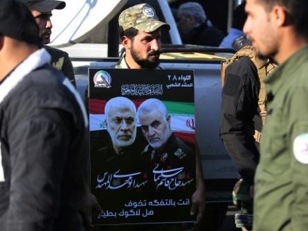 Les factions armées d'Irak organisent leur front anti-Américains