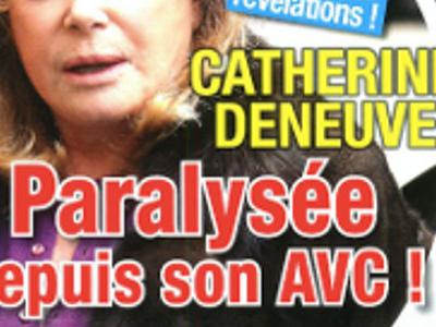 Catherine paralysée depuis son AVC, terrible révélations (photo)