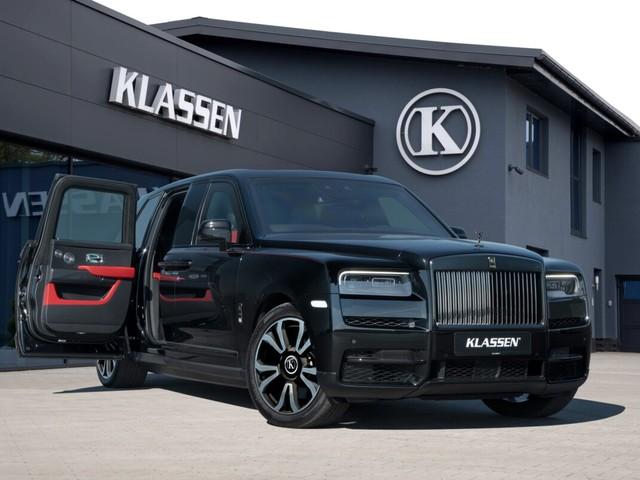 Ce Rolls-Royce Cullinan entièrement blindé dépasse les 800 000 €