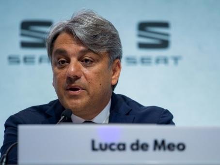Luca de Meo, un as du marketing bientôt au volant de Renault