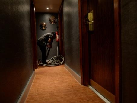 """Dans un hôtel parisien, les employés """"à bout"""" après deux semaines de grève"""