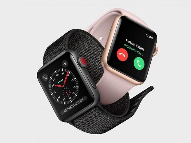 L'Apple Watch Series 3 voit sa part de marché augmenter, tandis que le premier modèle recule