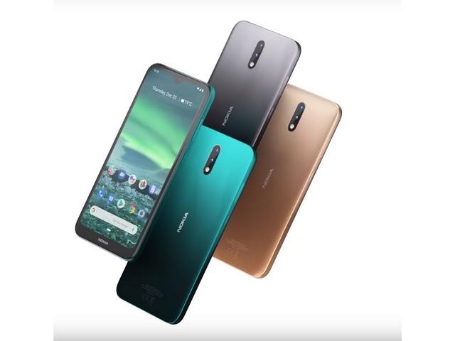 Nokia 2.3 : un smartphone Android à petit prix qui promet une bonne autonomie