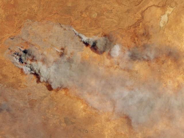 L'Australie est en proie à une série d'incendies sans précédent