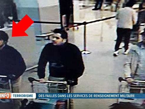 L'attentat à Brussels Airport aurait-il pu être évité? Les militaires y avaient repéré un des terroristes quelques jours avant l'attaque…