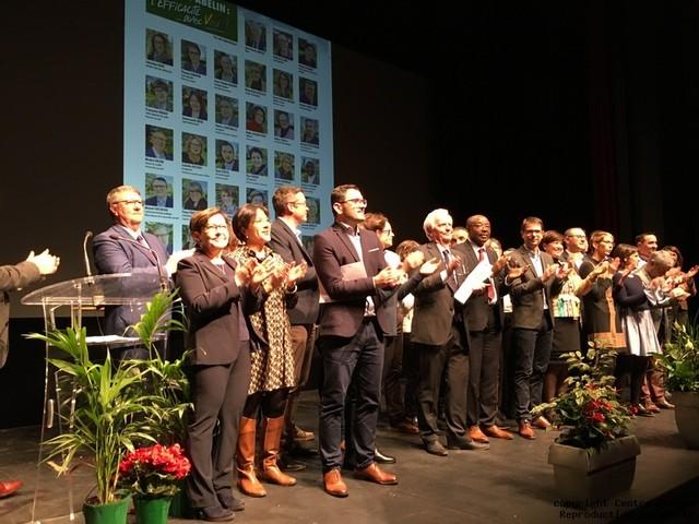 Châtellerault : les trente-neuf noms de la liste Abelin pour les municipales