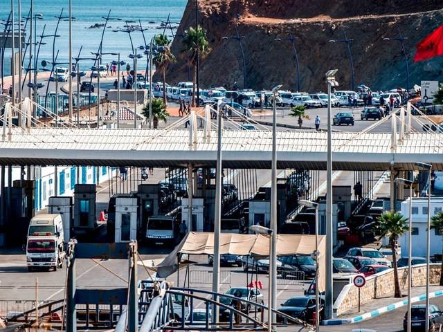 La reconnaissance faciale à la frontière de Ceuta effective dans les prochains jours