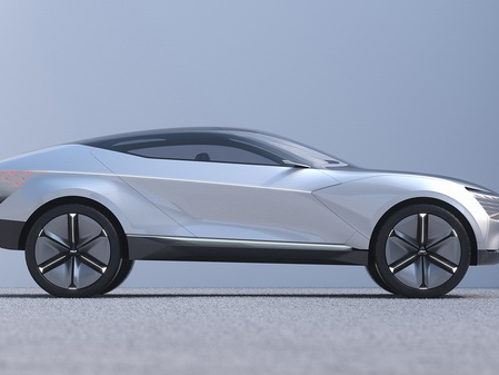 Kia dévoile un nouveau concept de SUV électrique