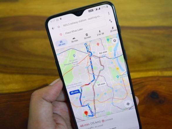 Google Maps lance un mode «incognito» sur Android qui empêchera de récolter vos données