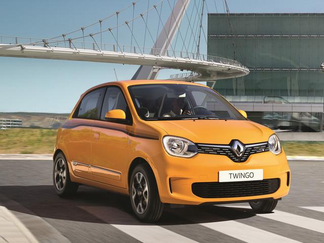 La Renault Twingo change de look, toutes les photos