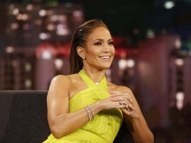 Jennifer Lopez a encore frappé !