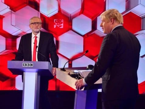 Echange de coups sur le système de santé à deux jours des élections britanniques