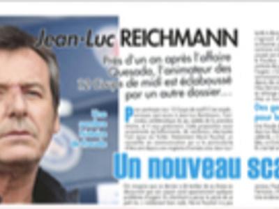 Jean-Luc Reichmann, le choc, éclaboussé par un nouveau scandale