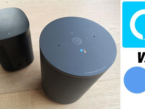 """""""Alexa"""", """"OK Google"""": quel est l'assistant vocal le plus pratique ? Comment fonctionnent les enceintes qui en sont équipées ?"""