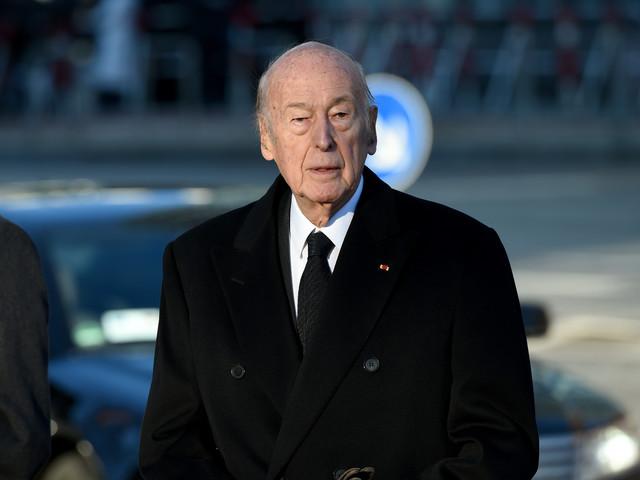 Valéry Giscard d'Estaing va mieux : l'ancien président est sorti de l'hôpital