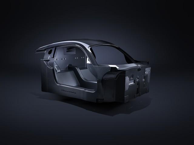 Hennessey Venom F5, un châssis plus rigide que celui de la Bugatti Chiron