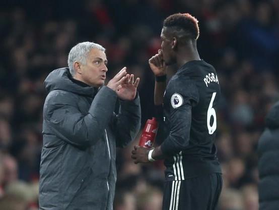 Foot - ANG - MU - Le brassard de capitaine à Manchester United retiré par José Mourinho à Paul Pogba ?