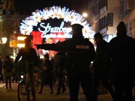 Deux hommes en garde à vue dans l'enquête sur l'attentat du marché de Strasbourg