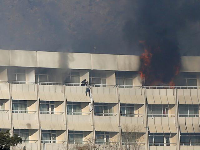 Les 3 responsables de l'attentat contre l'hôtel Intercontinental de Kaboul