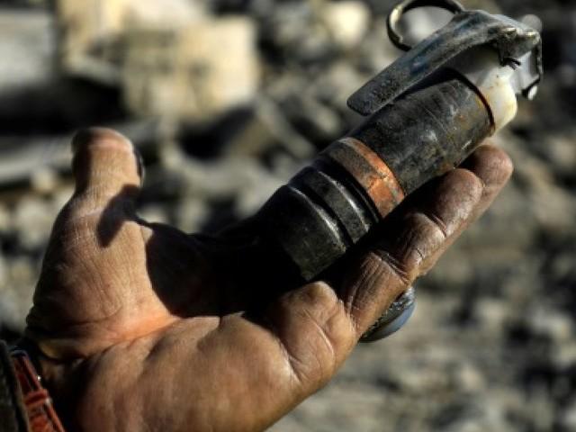 A Raqa, l'EI a été chassé mais les mines sèment toujours la mort