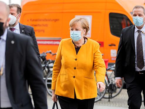 Coronavirus - BILAN MONDIAL: Angela Merkel reçoit sa première dose d'Astra Zeneca, le Danemark accélère son déconfinement