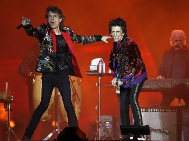 Les Rolling Stones électrisent la U Arena de Nanterre