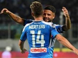 Les Belges à l'étranger - Naples s'impose à la Fiorentina (3-4) avec un premier but de Mertens
