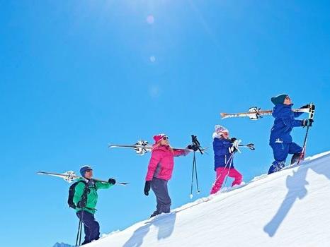 Notre sélection de services pour skieurs débutants