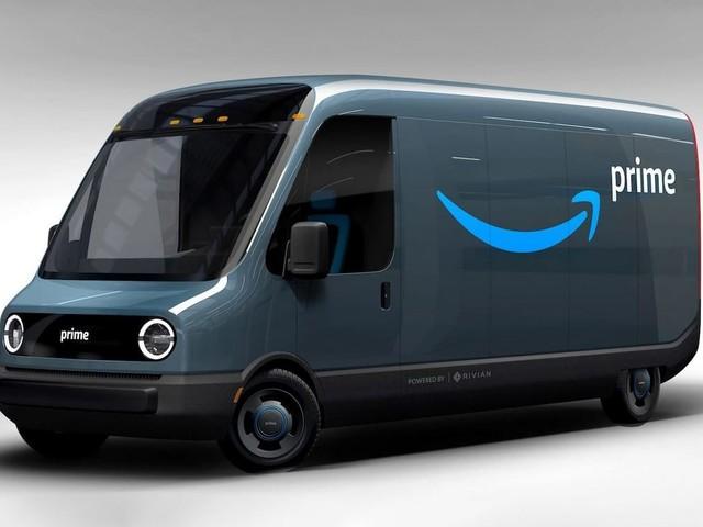 Amazon présente son premier camion de livraison 100% électrique