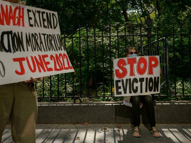 Etats-Unis: la Cour suprême lève le moratoire sur les expulsions de locataires
