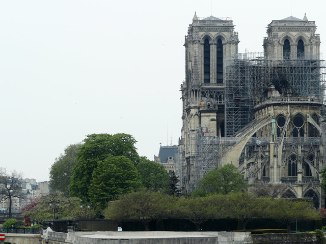 Incendie à Notre-Dame de Paris: la piste accidentelle «privilégiée»