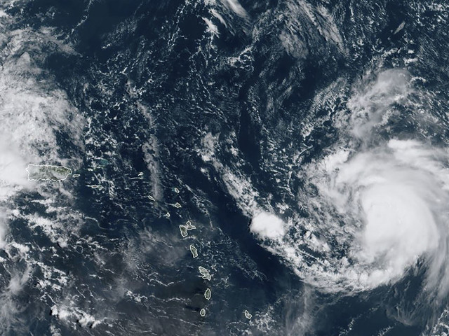 Cyclone Belna : Mayotte placée en alerte orange météo