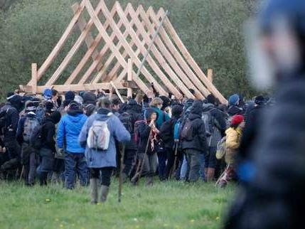 Notre-Dame-des-Landes: les occupants acceptent de «répondre aux injonctions du gouvernement»