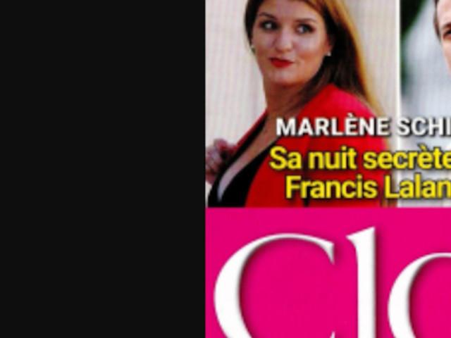 Marlène Schiappa, «nuit secrète avec Francis Lalanne», la ministre visée par une autre rumeur (photo)