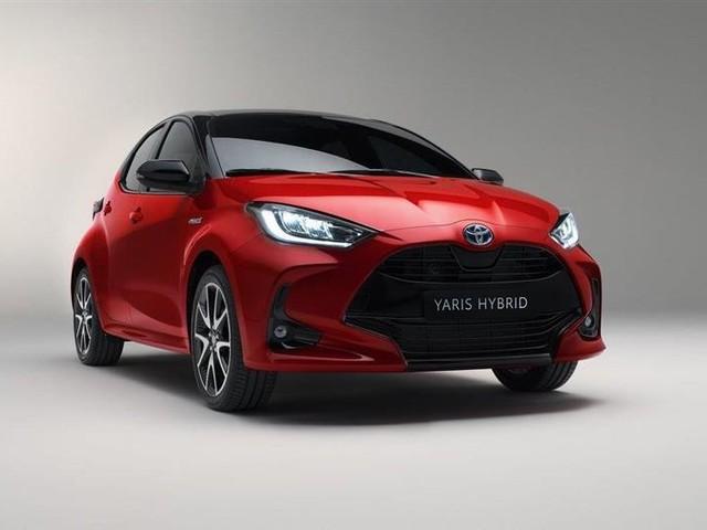 Toyota Yaris Hybride (2020) : premier tarif fixé à 20 950 euros