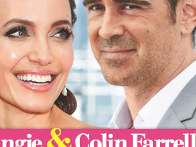 Angelina Jolie, ça chauffe avec Colin Farrell, une idylle se précise (photo)