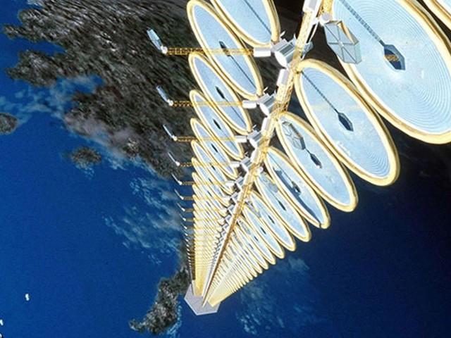 La Chine va tout faire pour devenir le premier pays à installer une centrale solaire dans l'espace