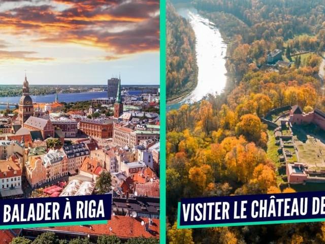 Top 10 des trucs incontournables à faire en Lettonie