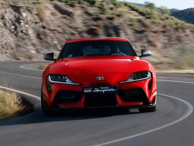 Toyota Supra 2019 : prix et date de sortie en France