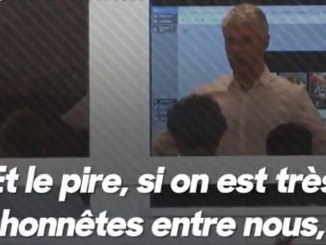 """""""Quotidien"""" dévoile de nouveaux enregistrements de Laurent Wauquiez à l'EM Lyon et ça ne va pas arranger son affaire"""