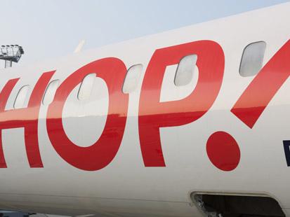 Promo Air France Hop : 600 000 billets d'avion dès 40€ pour le printemps et l'été