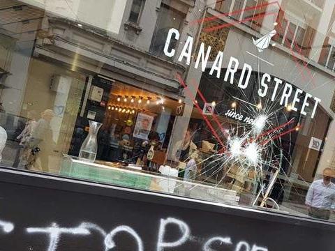 Procès des antispécistes: Soupçonnés d'avoir vandalisé des commerces, ils gardent le silence