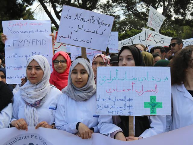 Les étudiants en médecine appelés à regagner leurs classes