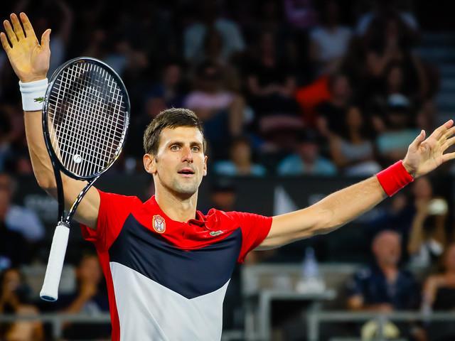 ATP Cup: Nadal et Djokovic débutent sans encombre