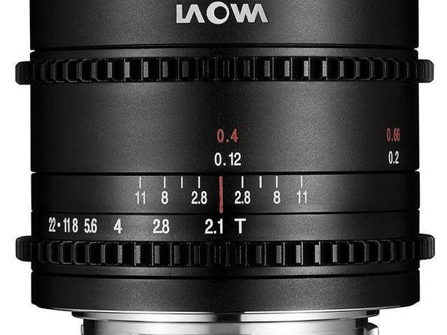 Laowa : de nouvelles optiques pour le cinéma et la photo
