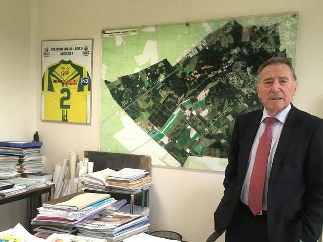 Municipales à Cestas (33) : Pierre Ducout candidat à un 9e mandat