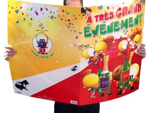 Carte Giga A très grand évènement... - 14,95 €