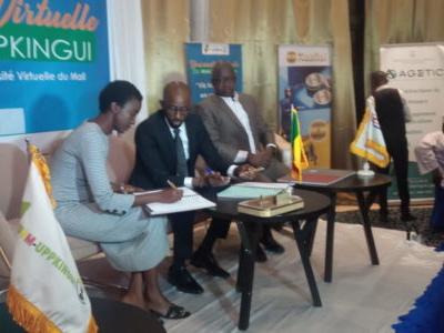 Numérique: L'université virtuelle du Mali et la cryptomonnaie Xaalisi lancées
