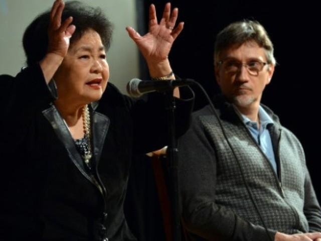 Setsuko Thurlow, de victime du nucléaire à prix Nobel de la paix